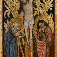 The Crucifixion: Seven Sorrows of Mary
