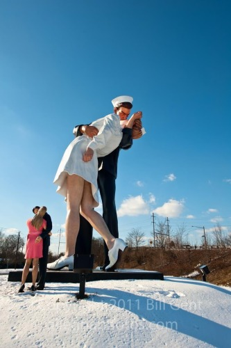 Sculpture, Seward Johnson