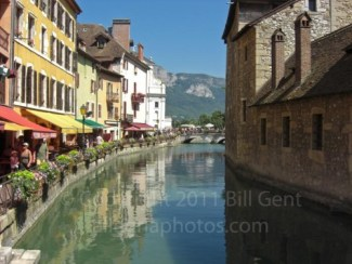 The Canal, Annecy, France