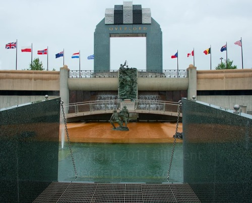 D Day Memorial Bedford Virginia