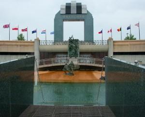D-Day Memorial, Bedford, Virginia