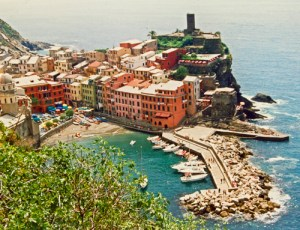 Memories of Vernazza