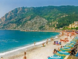Monterosso al Mare in happier times
