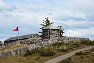 Fort Bulnes, Patagonia, Chile