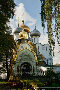 Cathedral of Our Lady of Smolensk, Novodevichy Convent