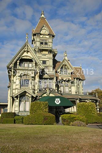 Eureka Carter Mansion