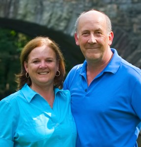 Diana Russler and Bill Gent