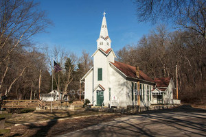 Methodist Church in Elsah