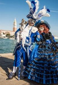 Betty Blu across from Piazza San Marco