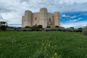 Castel del Monte built by Frederick II