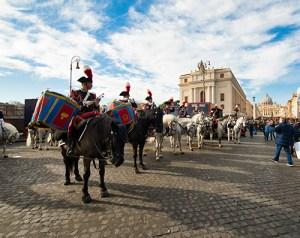 Celebrating La Befana, Rome