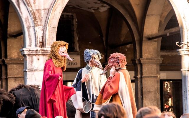 The Festival of the Bull, Venice Carnival ©BillGent