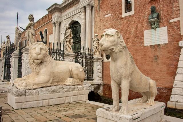 Venice's Arsenale