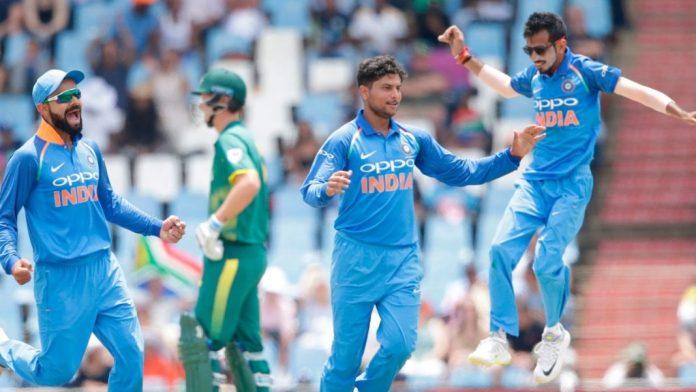 South Africa vs India 3rd ODI