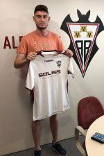 Alvaro Pumareta delantero del Albacete