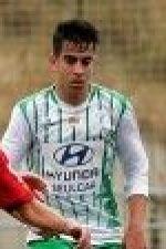 Jorge Lopez mediocentro del Real Zaragoza, Ebro, Olivar, Numancia