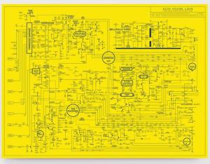 Dorothy add rave culture map to their music history poster series  The Wire
