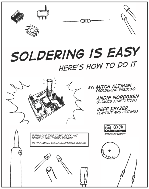 soldering is easy comic book cover?resize=350%2C200 waffle maker wiring diagram mixer diagram, pressure cooker wells waffle maker commercial wiring diagrams at mifinder.co