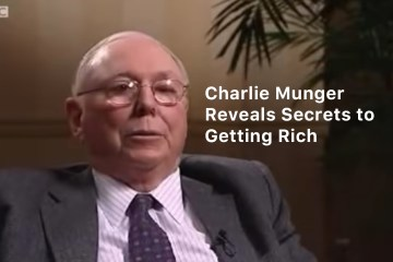 Charlie Munger Reveals Secrets to Getting Rich and Happy