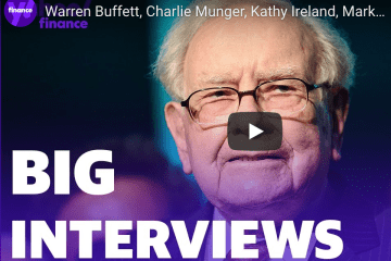 Warren Buffett, Charlie Munger, Kathy Ireland, Mark Cuban, Gundlach, and El-Erian 2019 supercut