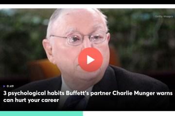Charlie Munger 2020
