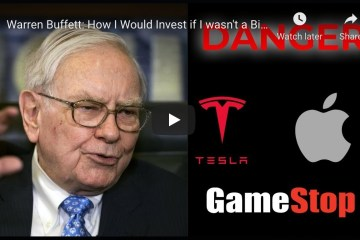 Warren Buffett: How I Would Invest if I wasn't a Billionaire?