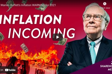 Warren Buffett's Inflation WARNING for 2021