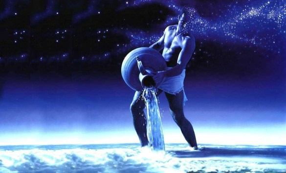 the dawn of the aquarian age