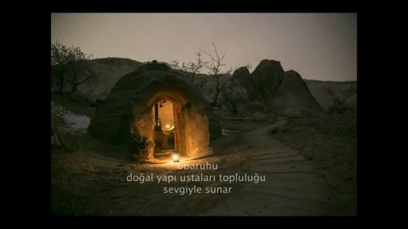 building a temple…