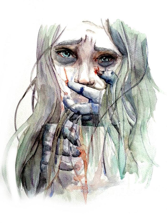 La depressione adolescenziale: fenomenologia del tormento