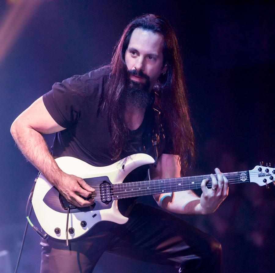 John Petrucci: i suoi progetti per i Dream Theater