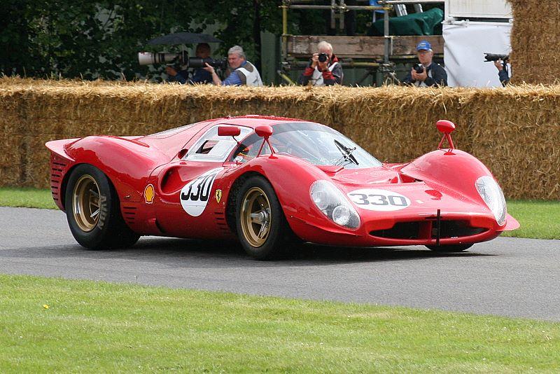 Ferrari e Ford: la sfida nella 24 Ore