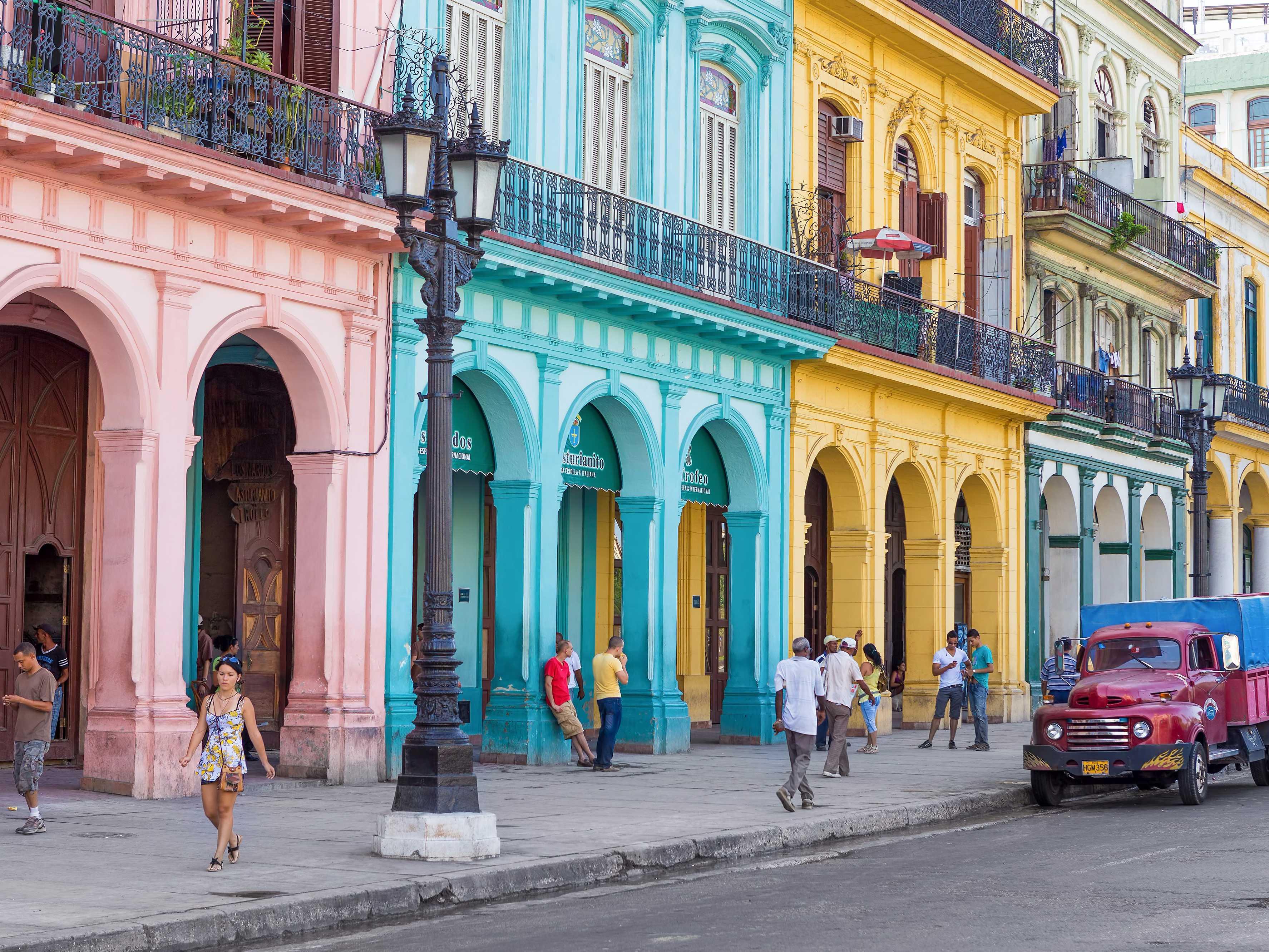 A Cuba c'è sempre meno gelato
