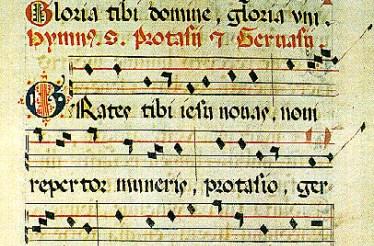 Il gregoriano: la rampa di lancio verso la musica classica