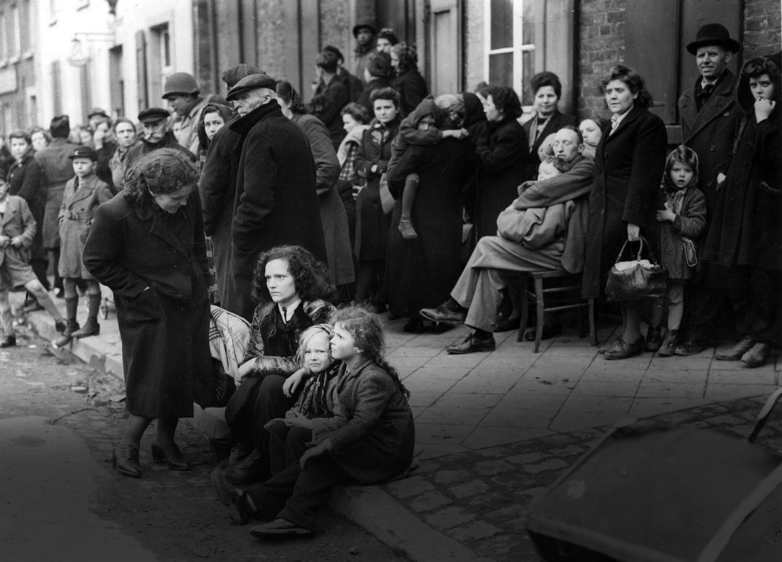 Germania 1945: Storia di un genocidio mancato
