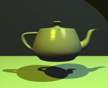 utah teapot 3d grafica