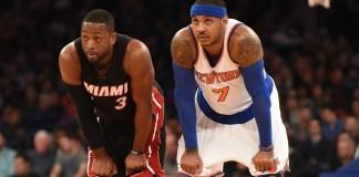 melo wade NBA