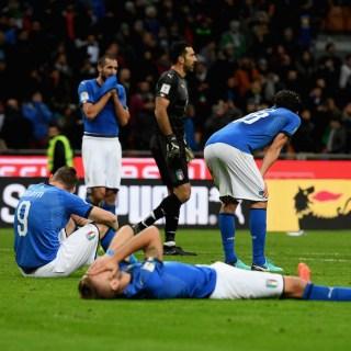 Italia-Svezia. Foto: Claudio Villa/Getty Images.