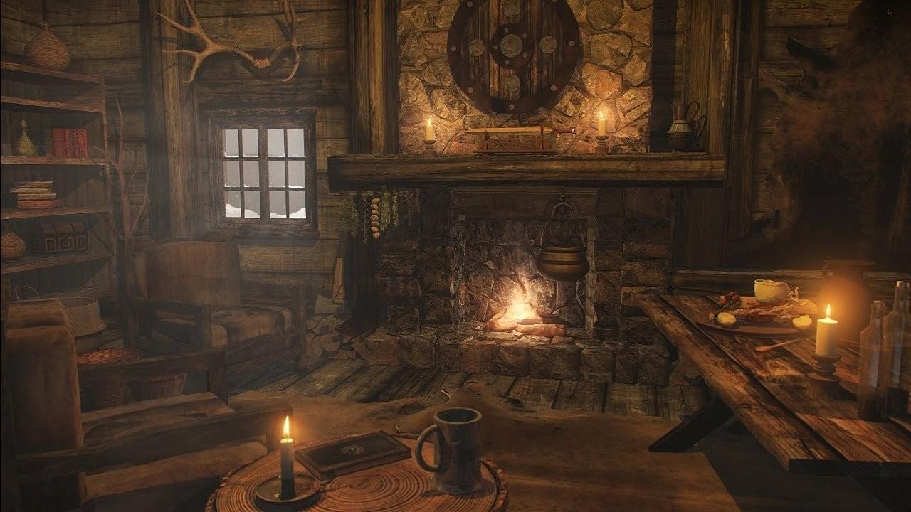 Cinque videogiochi rilassanti per passare bene l'inverno
