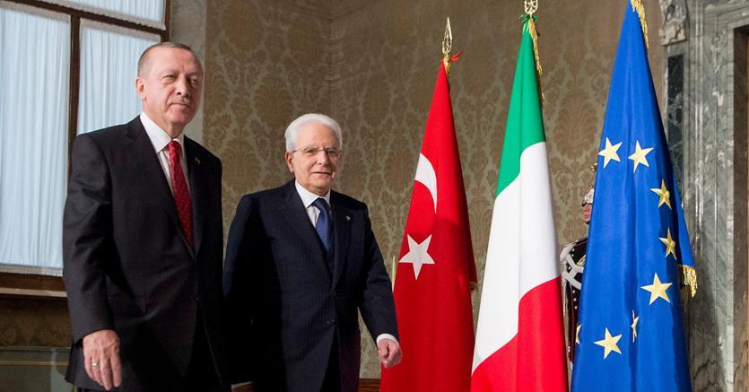 Erdogan a Roma: di cosa (non) si è parlato