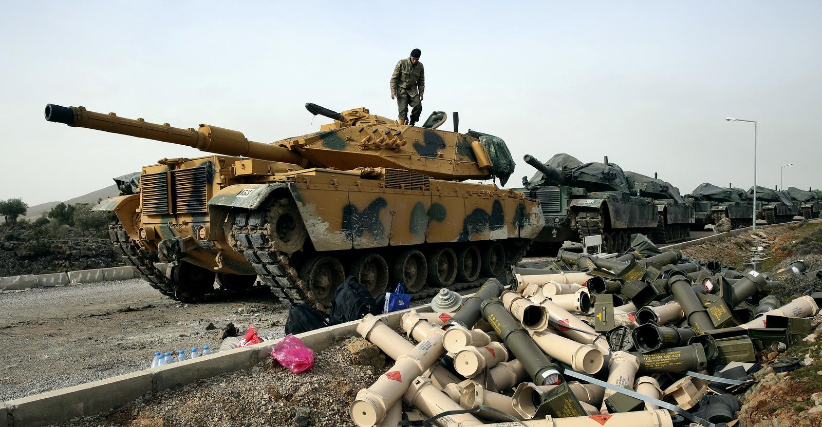 Turchia, Siria e l'offensiva su Afrin