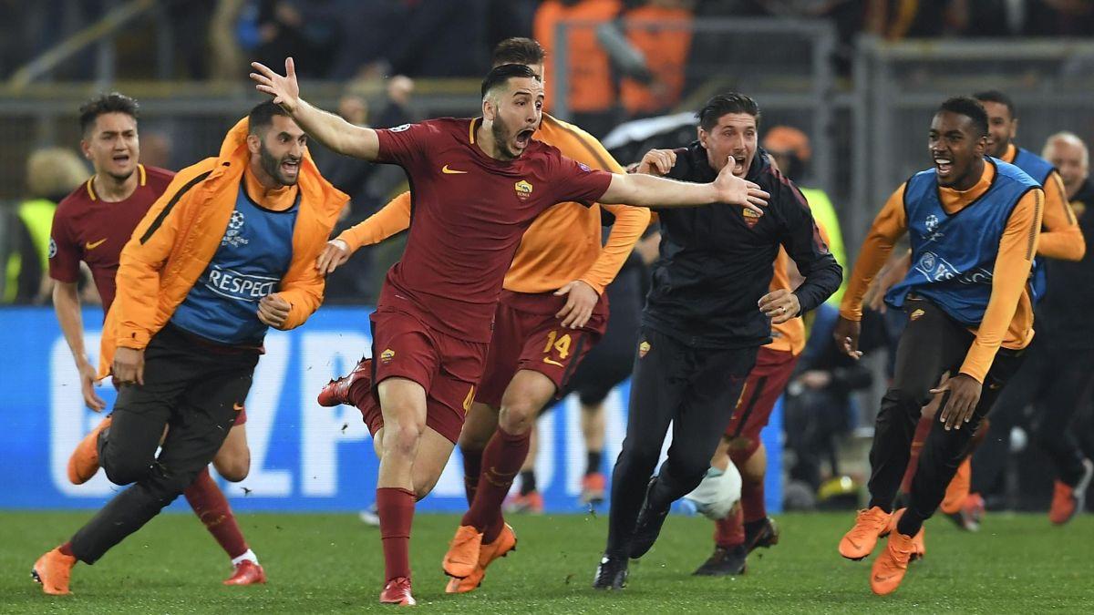 Champions League: le due facce del calcio italiano