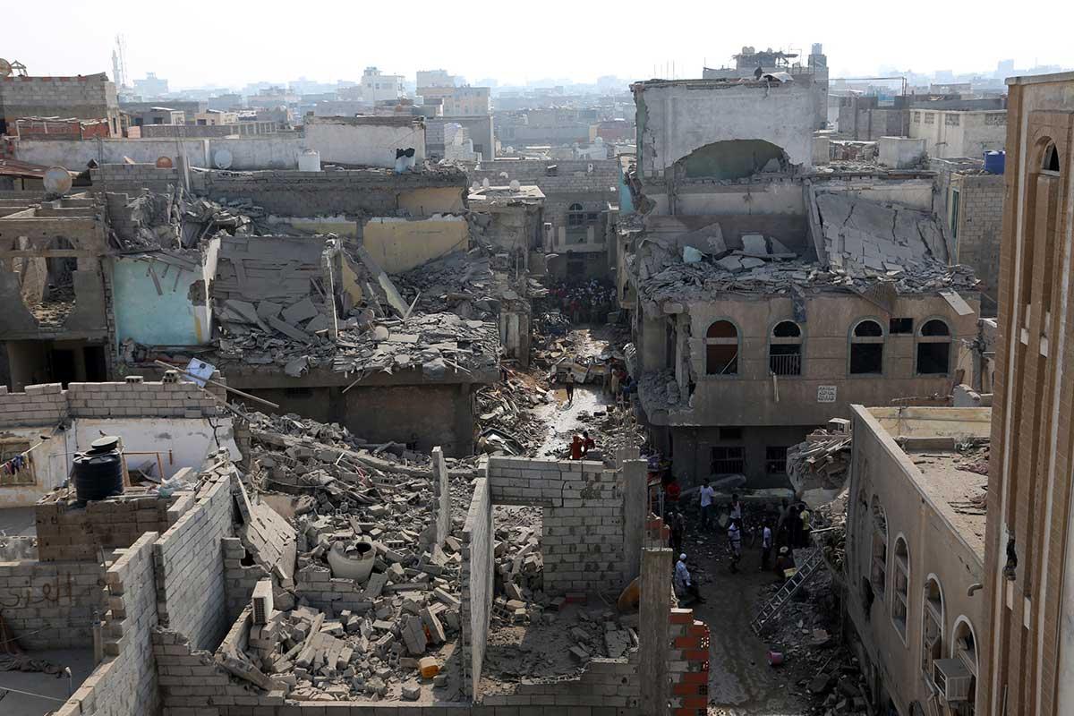 Yemen. La battaglia per Hodeida
