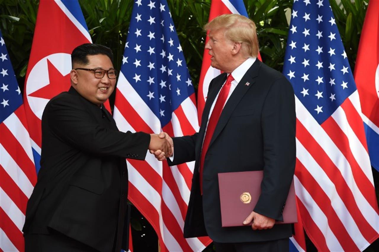 Il vertice di Singapore: faccia a faccia tra Trump e Kim