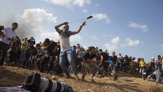 conflitto Palestina Israele