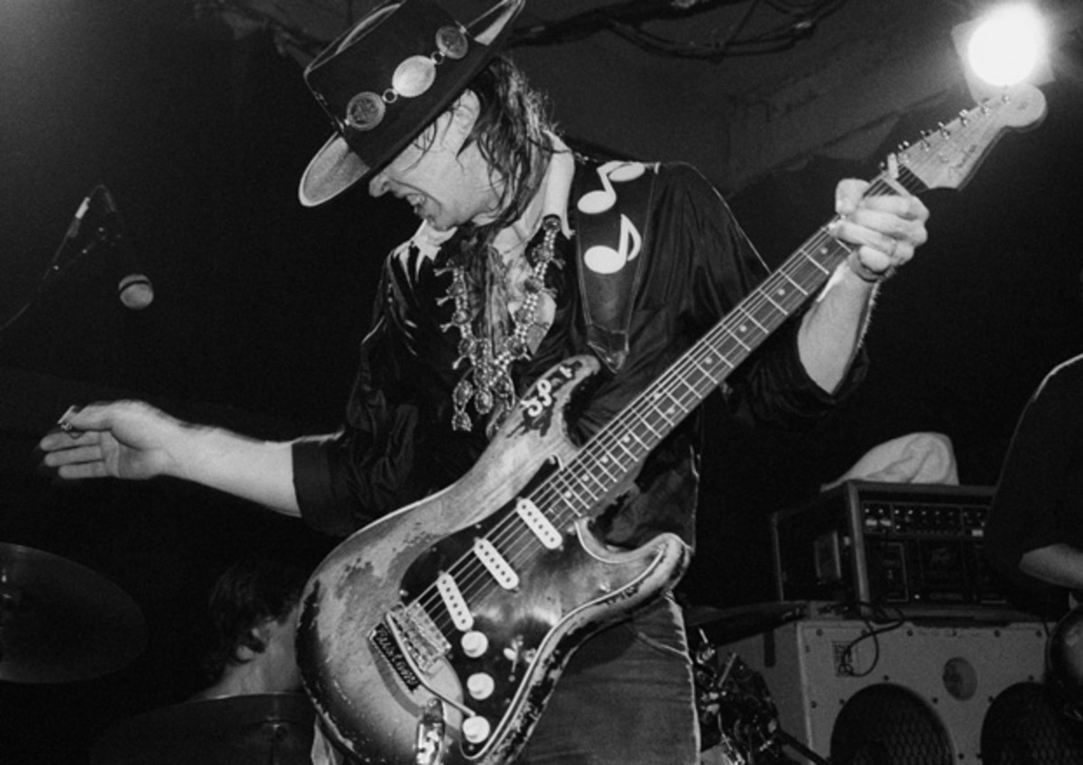 Steve Ray Vaughan: il blues ritorna commerciale