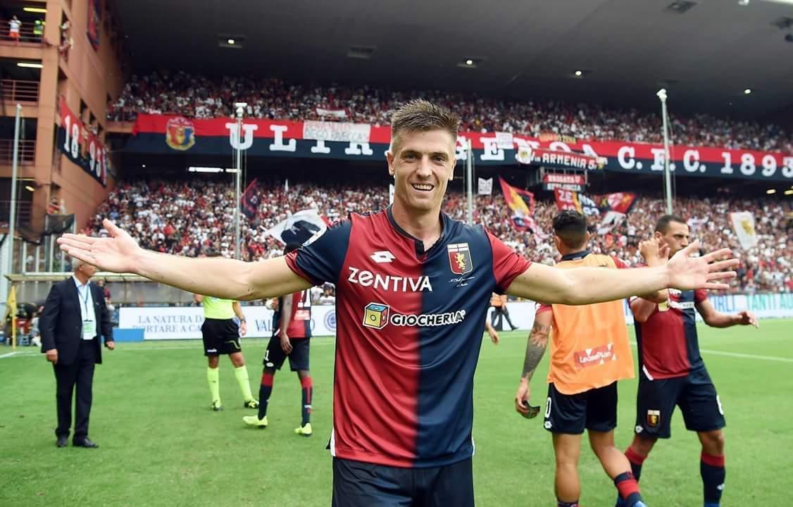 Krzystof Piątek: sul tetto della Serie A