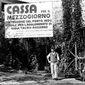 Cassa del Mezzogiorno istituita con la riforma agraria
