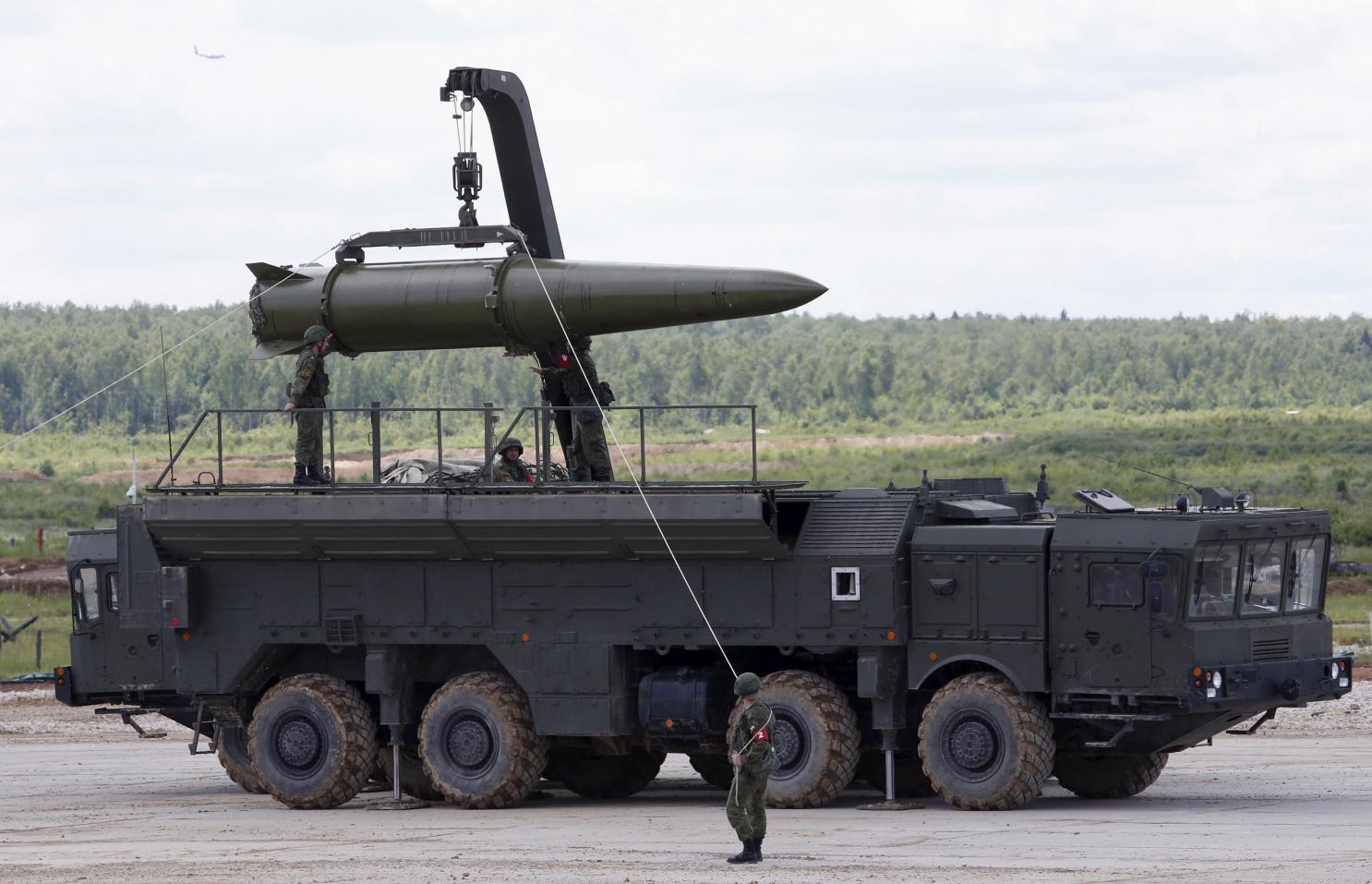 Russia e Stati Uniti: la sospensione del trattato INF