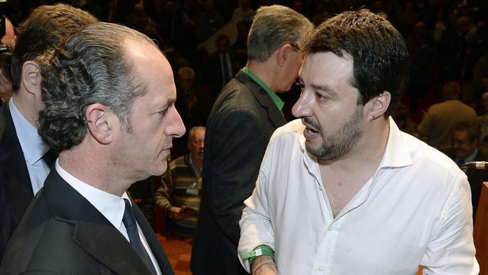 Salvini e il Veneto: croce e delizia